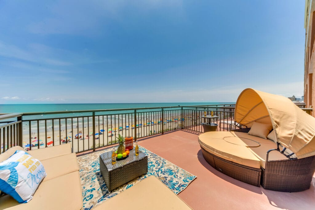 Oceanfront Condo Rentals a division of Beachfront Vacation Rentals