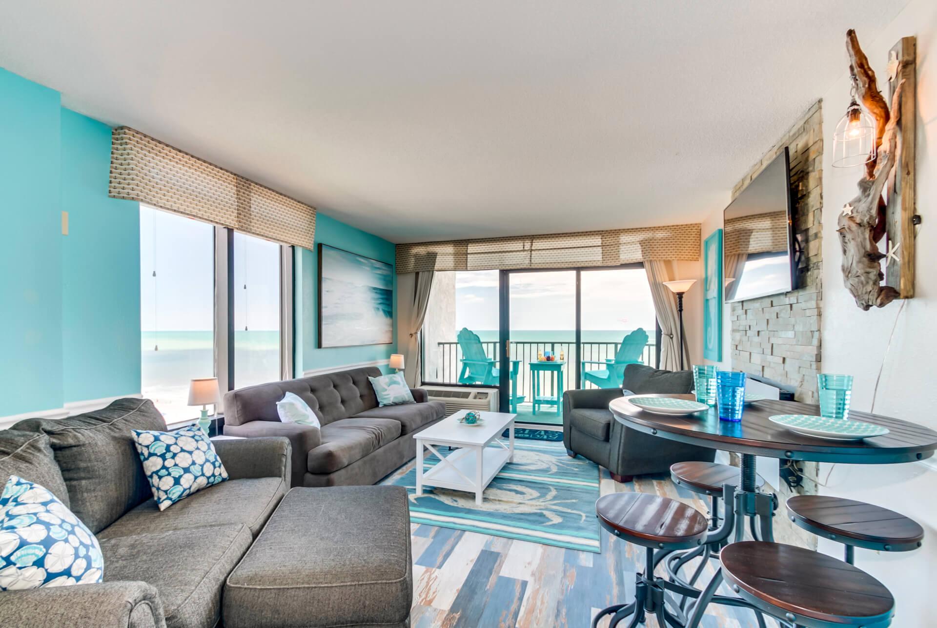 Oceanfront Condo Rentals